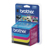 LC-900VAL Multipack CMYBK zu Brother