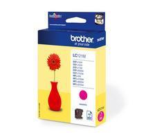 LC-121M Tinte magenta zu BROTHER